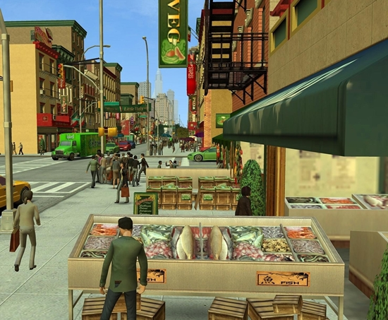 Tycoon City New York Game Picture