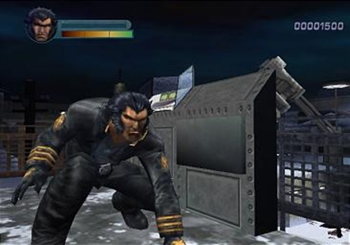 X-Men The Official Game - Play Game Online