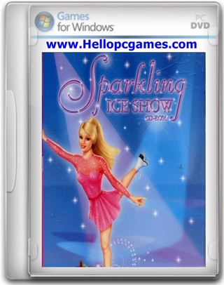 Barbie Sparkling Ice Show Game