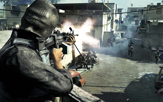 Call Of Duty 4 Modern Warfare Game Picture 3