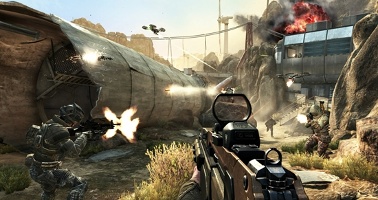 Call Of Duty Black Ops 2 Game Picture 3