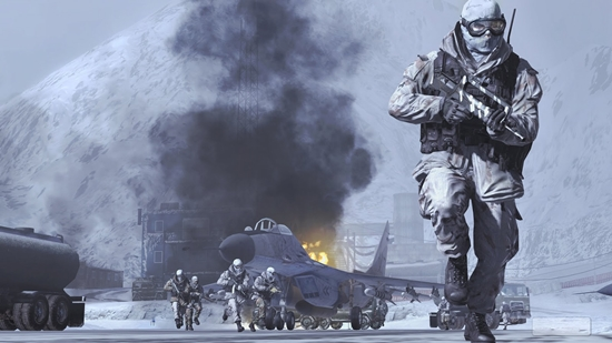 Call Of Duty Modern Warfare 2 Game Picture 3