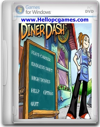 free games diner dash full version