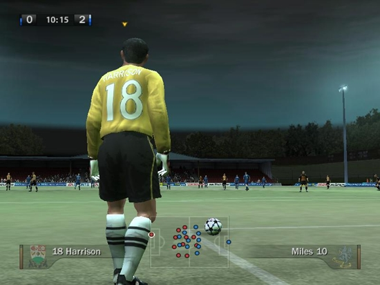 Ea Sports Fifa 2007 Game Picture 1