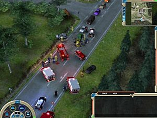 Emergency 3 Mission Life Game Picture 2