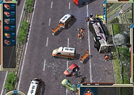 Emergency 3 Mission Life Game Picture 3