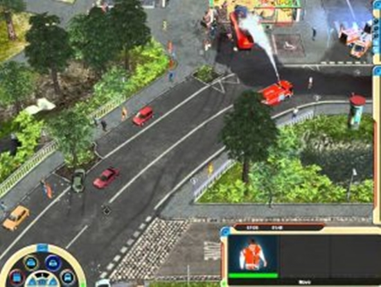 Emergency 3 Mission Life Game Picture