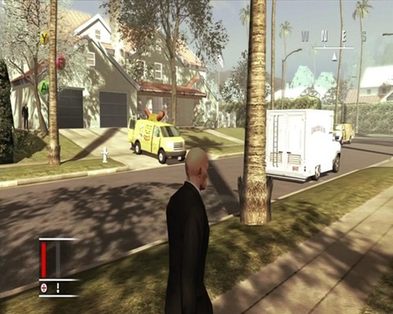 Hitman Blood Money Game Picture 2
