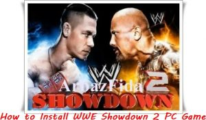 How to Install WWE Showdown 2 PC Game