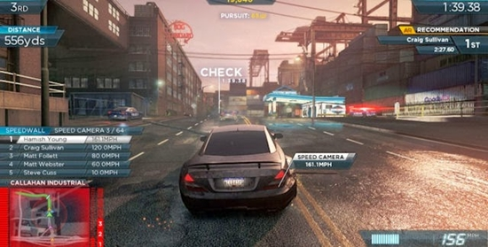 Need For Speed Most Wanted 2012 Game Picture 2