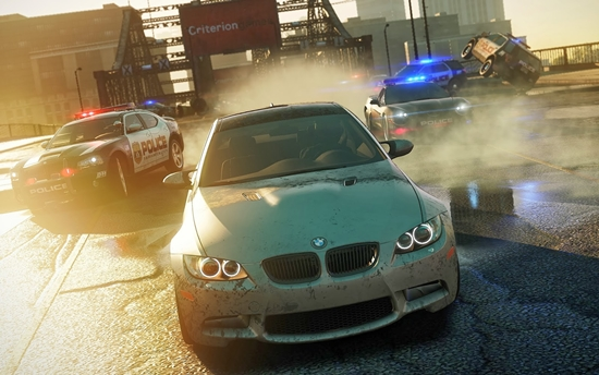 Need For Speed Most Wanted 2012 Game Picture 3