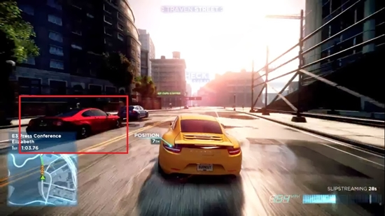 Need For Speed Most Wanted 2012 Game Picture