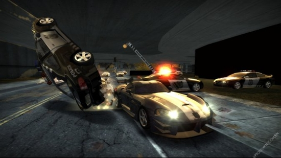 Need For Speed Undercover Game Picture 2