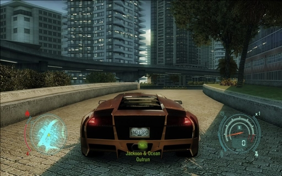 Need For Speed Undercover Game Picture 3