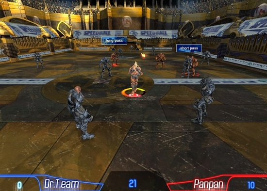 Speedball 2 Tournament Game Picture 2