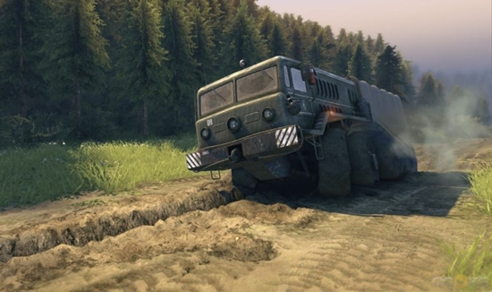 Spintires Game Picture 3