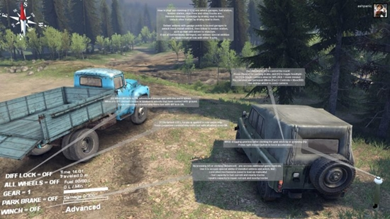 Spintires Game Picture