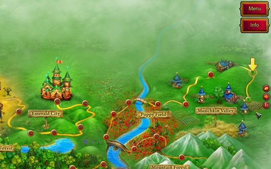 Towers Of Oz Game Picture 4