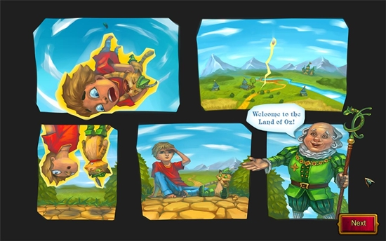 Towers Of Oz Game Picture