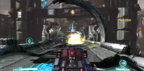 Transformers Fall Of Cybertron Game Picture 2