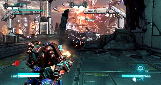 Transformers Fall Of Cybertron Game Picture