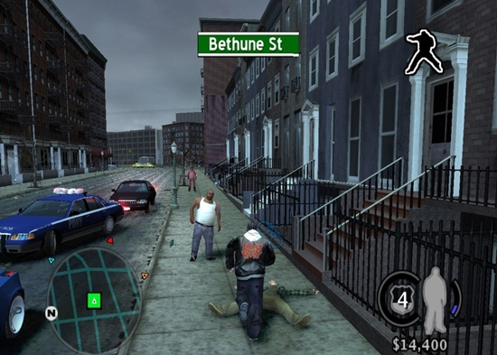 True Crime New York City Game Picture