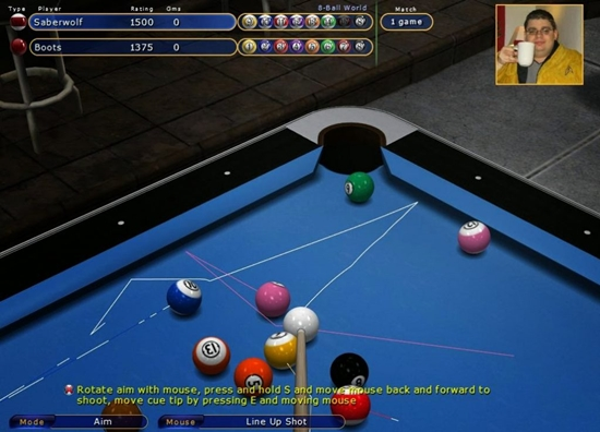 Virtual Pool 4 Game Picture 2