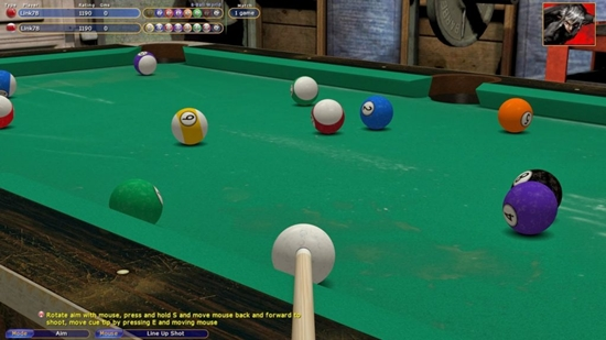 Virtual Pool 4 Game Picture 3