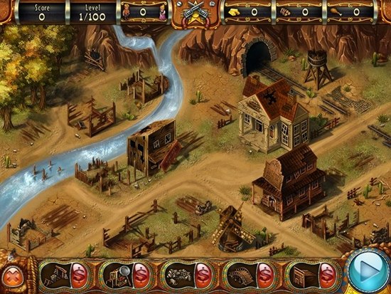 Wild West Story Game Picture 3