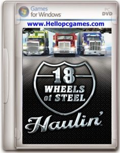 18 Wheels Of Steel Haulin Game
