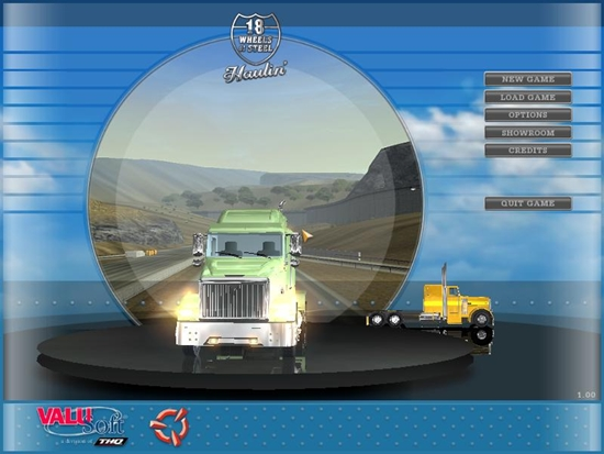 18 Wheels Of Steel Haulin Game Picture