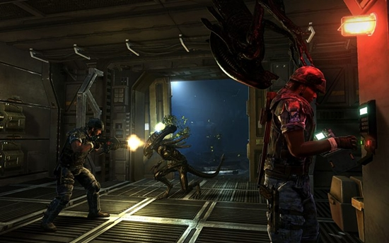 Aliens Colonial Marines Game Picture 2