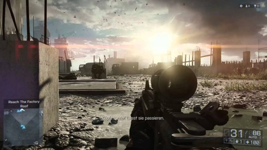 Battlefield 4 Game Picture