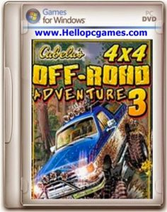 Cabela's 4×4 Off-Road Adventure 3 Game
