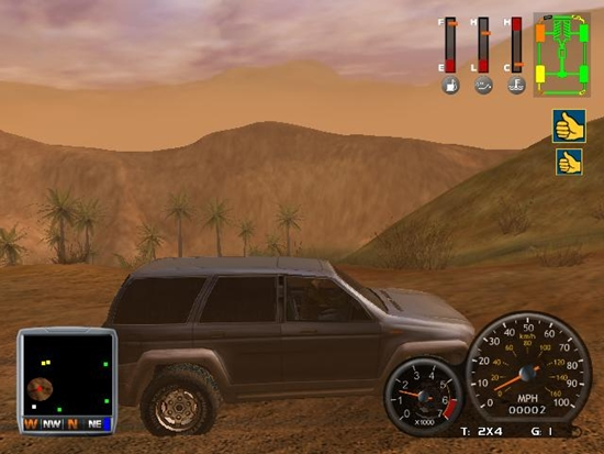 Cabelas 4x4 Off-Road Adventure 3 Game Picture 2