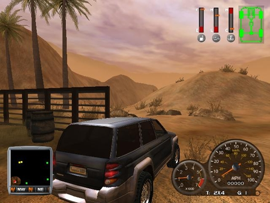 Cabelas 4x4 Off-Road Adventure 3 Game Picture 3