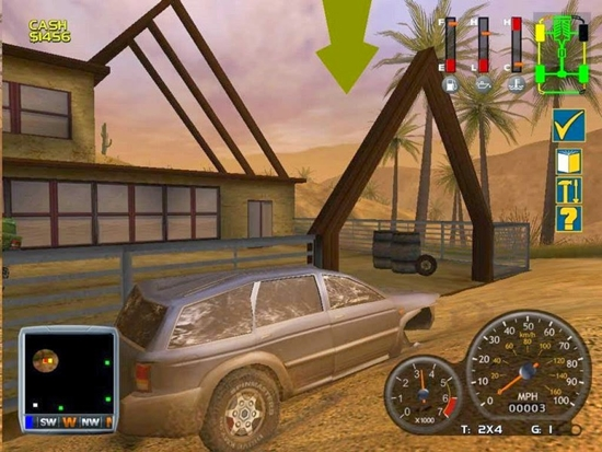 Cabelas 4x4 Off-Road Adventure 3 Game Picture