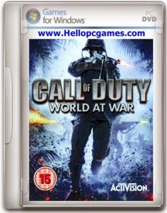 Call Of Duty World At War Game