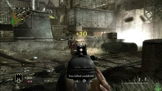 Call Of Duty World At War Game Picture 3