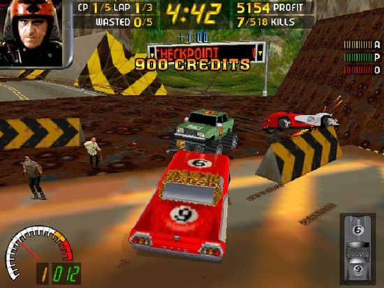 Carmageddon Max Pack Game Picture 2