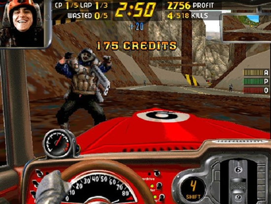 Carmageddon Max Pack Game Picture 3