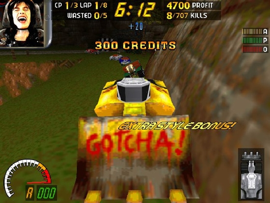 Carmageddon Max Pack Game Picture