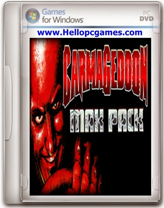 Carmageddon Max Pack Game