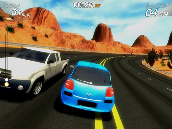 Crazy Cars Hit The Road Game Picture 3