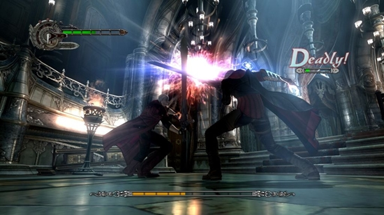 Devil May Cry 4 Game Picture 2