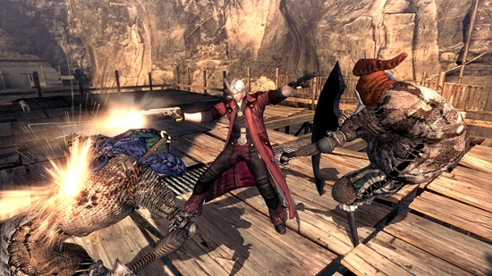 Devil May Cry 4 Game Picture 3