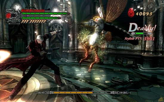 Devil May Cry 4 Game Picture