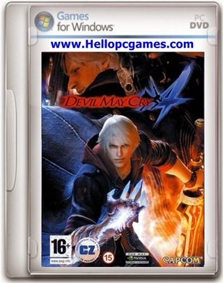 Devil May Cry 4 Game