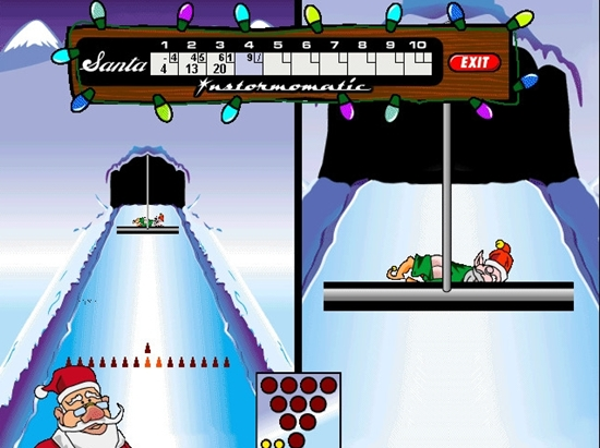 Elf Bowling 1 Game Picture 2