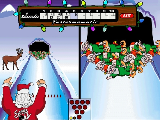 Elf Bowling 1 Game Picture 3